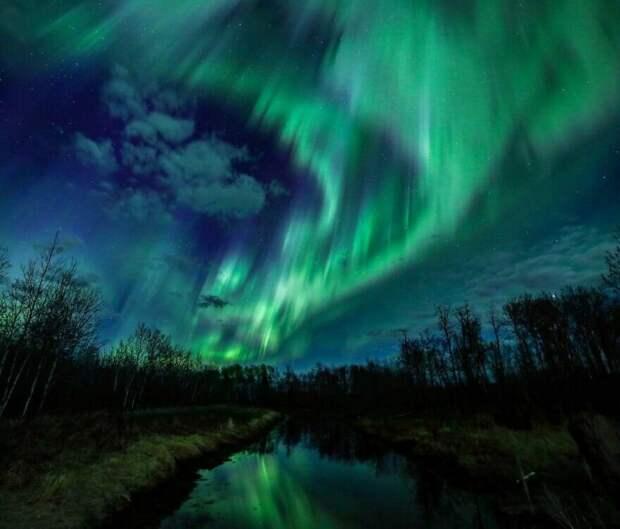 25 лучших фотографий северного сияния