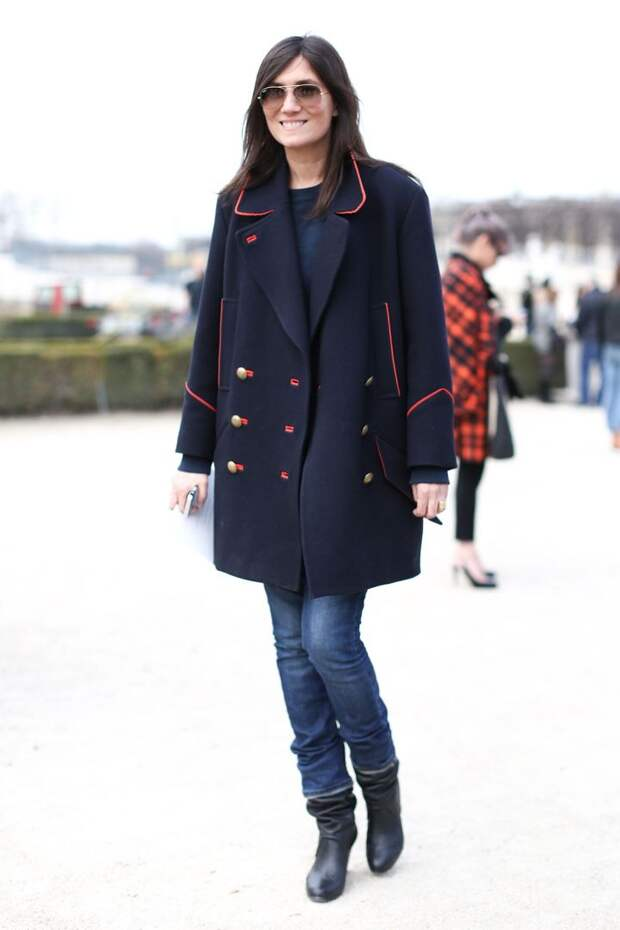 Семь фасонов пальто, которые модницы наденут весной 2017