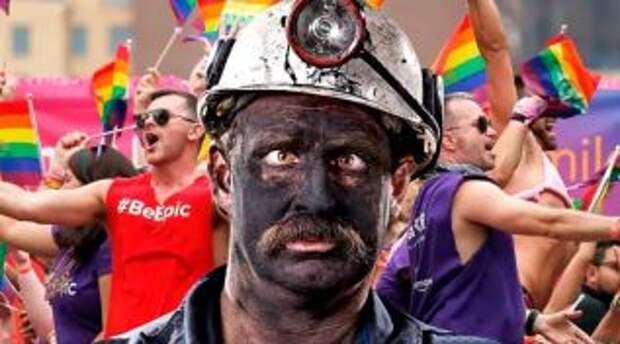 Украинские геи собрались покорять Донбасс