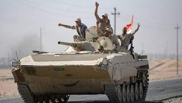 СМИ: столкновения пешмерга и иракских силовиков прошли под Киркуком