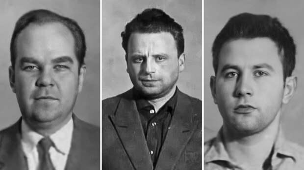Этих мужчин расстреляли за продажу валюты в СССР