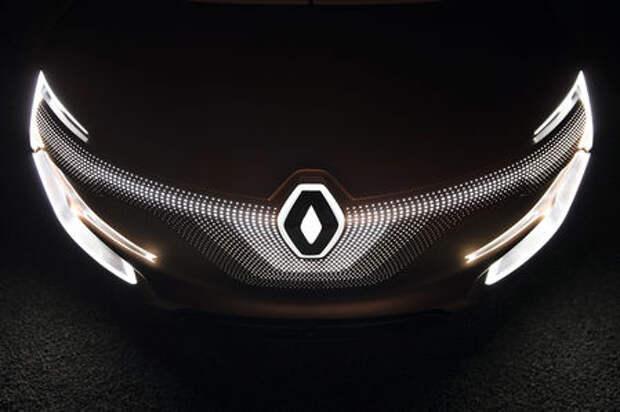 Renault сделает новый кроссовер для России