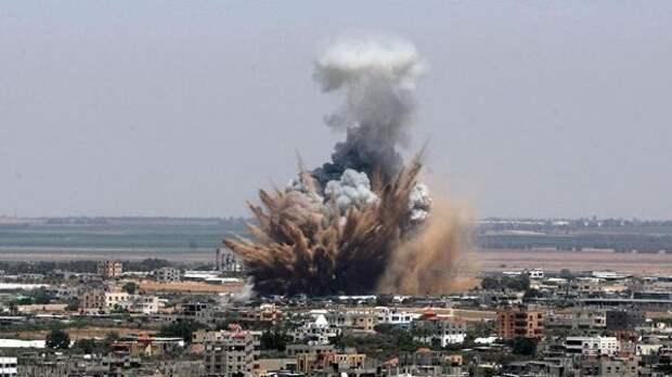 СМИ: Израиль отклонил предложение Египта оприостановке атак сектора Газа