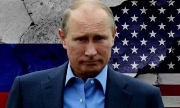 Возражением на еще одни санкции USA, Владимир Путин лишил Америку их ведущего средства против Нашей страны