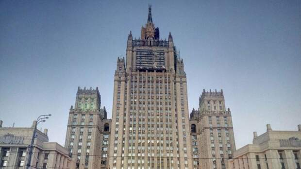 Захарова сообщила о пристальном внимании России к ситуации с самолетом Ryanair