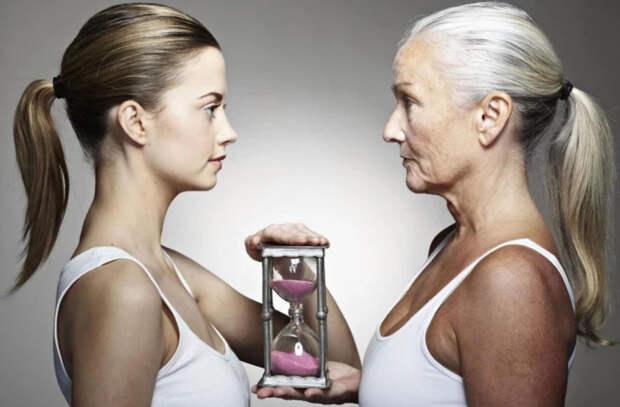 Депрессии ускоряют старение