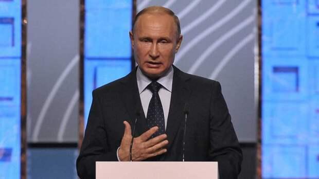 Путин рассказал о готовящихся провокациях против России