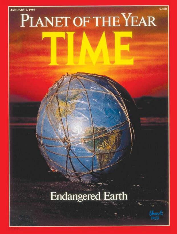 «Человек года»: все обложки журнала Time за последние 30 лет