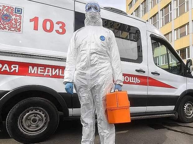 В России 19 апреля 2021 года выявлено 8 589 новых случаев заражения коронавирусом