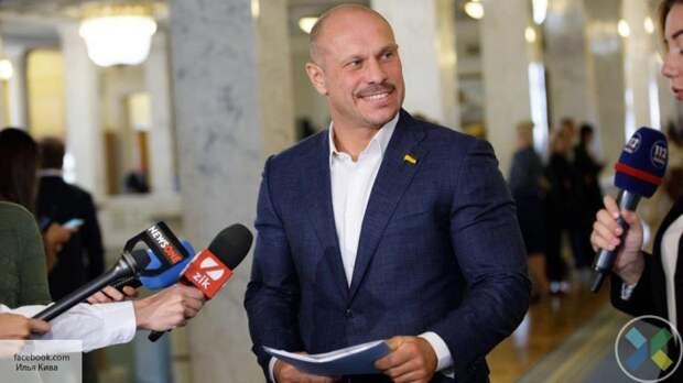Илья Кива заявил об окончательной потере Донбасса