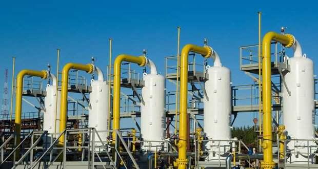 Украина начала закачку «импортного» российского газа в подземные хранилища