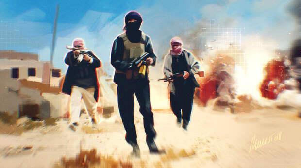 Курдские террористы готовы бросить в бой боевиков ИГИЛ
