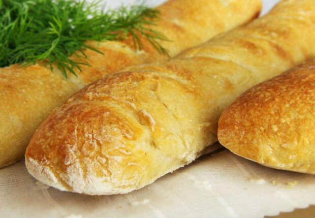 Настоящий багет на кухне: подсмотрели рецепт у пекаря из Франции