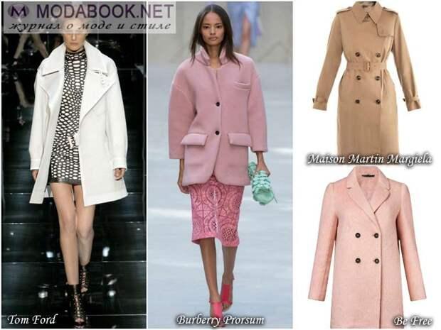 Пальто спенсер - классическое пальто с узким силуэтом