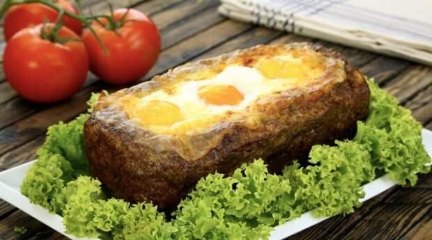 Фарш с яйцом в духовке. Способ приготовления изумительного блюда 2
