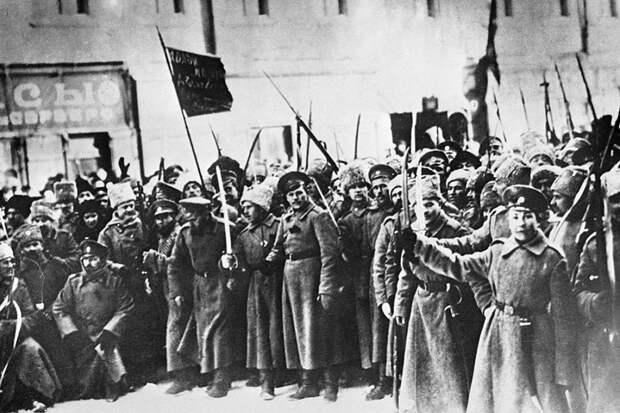 Если бы не было Октябрьской революции? :  беглый взгляд глазами историка
