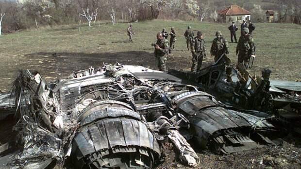 Президент Чехии извинился перед Сербией за бомбардировки Югославии