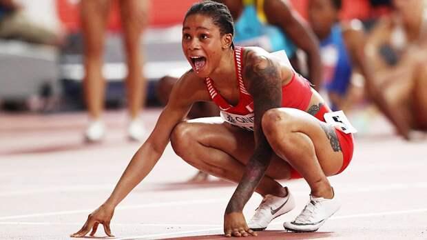 Чемпионка мира Насер пропустила допинг-тесты, а ее оправдали