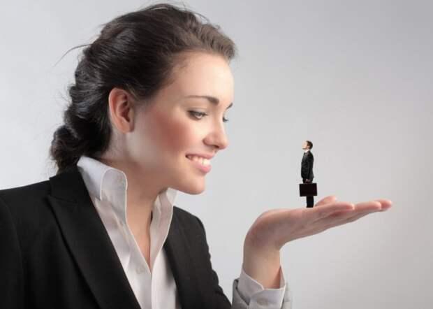 Зачем успешной женщине нужен мужчина?