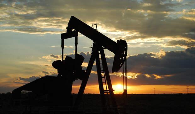 Стоимость нефти опустилась более чем напроцент