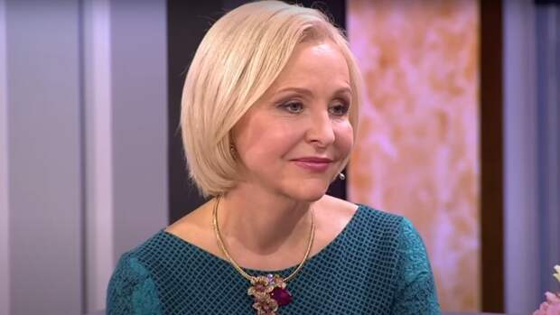 Актриса Елена Борзова рассказала о первом сексуальном опыте сына
