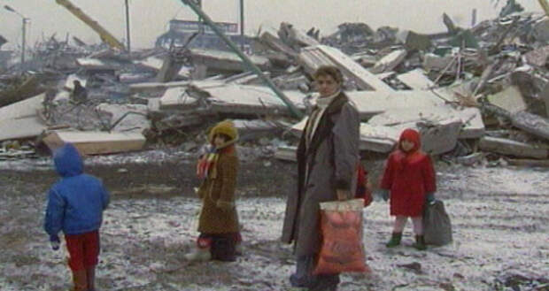Город, разрушенный за 30 секунд. Землетрясение в Спитаке 1988 года