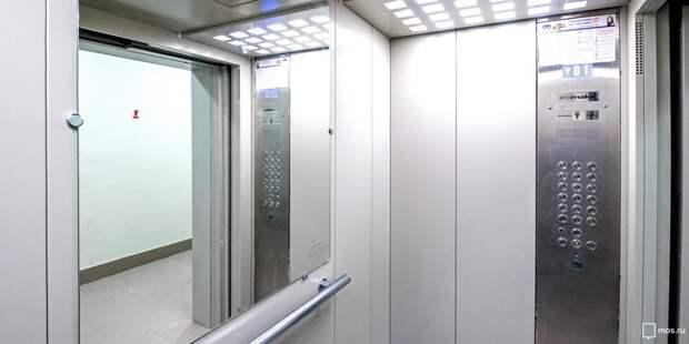 В пяти домах в Ростокине планируется замена лифтового оборудования