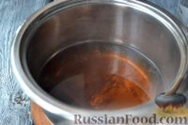 Фото приготовления рецепта: Крамбамбуля - шаг №4