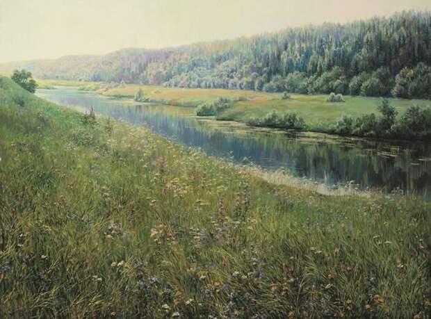 художник Мария Вишняк картины - 17