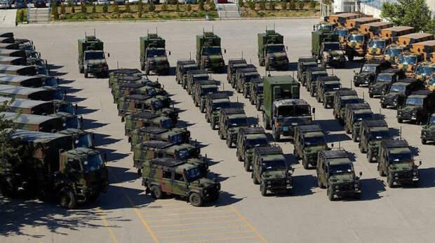 ОПК Турции на современном этапе