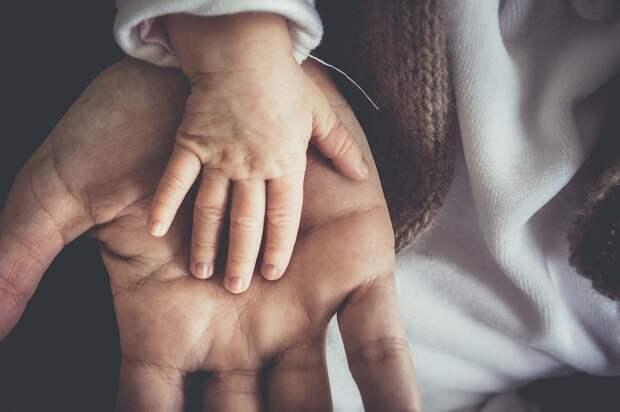 Люди, Человек, Взрослый, Руки, Ребенок, Для Малышей