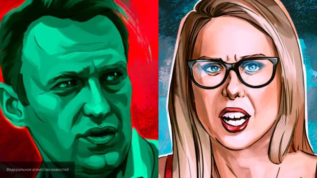 «Позорное клеймо»: от оппозиции требуют раскрыть спонсоров, Соболь и Навальный в ступоре