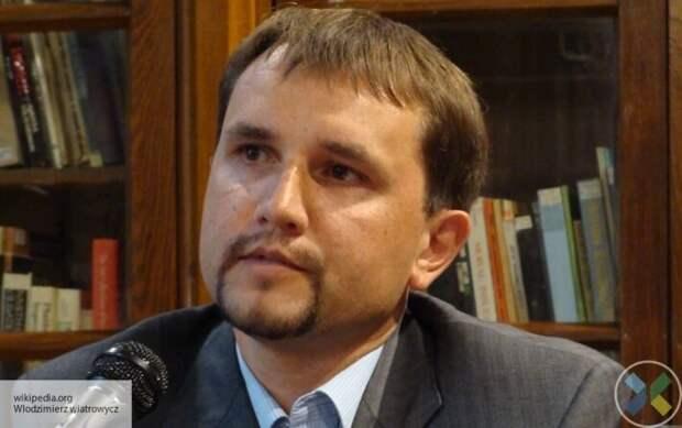 Вятрович предложил «денацифицировать» жителей Донбасса