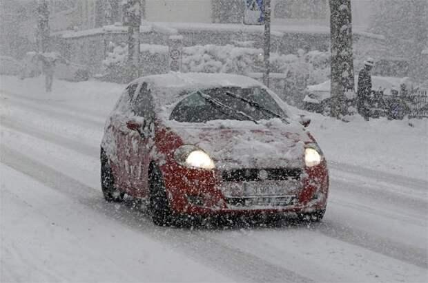 Эксперты назвали пять опасных ошибок водителей зимой
