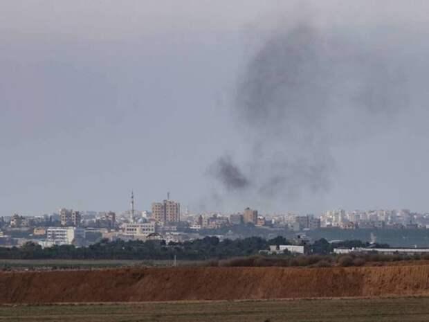 Израиль уменьшил зону рыболовства сектора Газа после запуска шаров со взрывчаткой