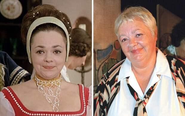 Актеры любимой сказки «Три орешка для Золушки» 44 года спустя.