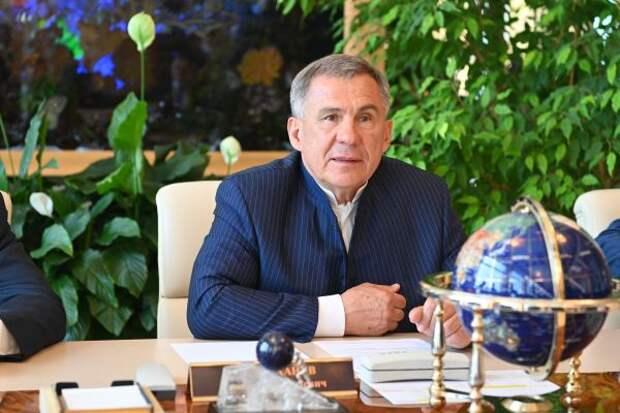 Минниханов: Героизация «казанского стрелка» недопустима
