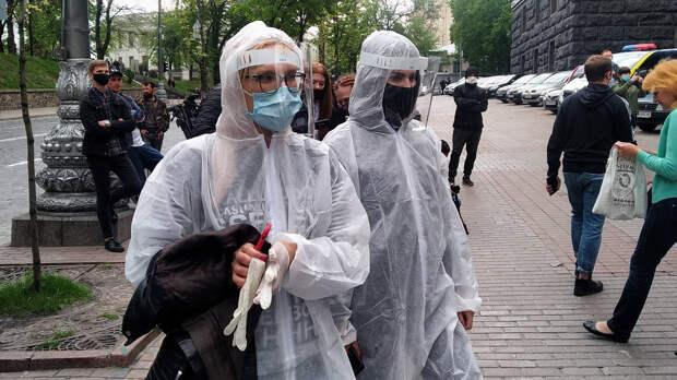 Минздрав Украины заявил о критической ситуации с коронавирусом в стране