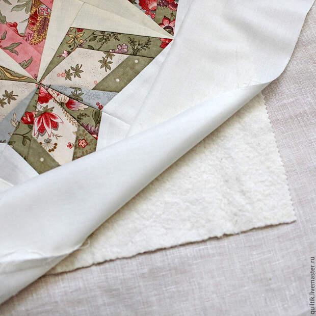 Мастер-класс: красивая летняя салфетка на стол в технике «шитье по бумаге»
