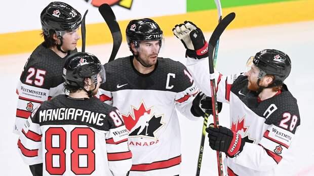 ЧМ-2021: Канада вышла вперед в полуфинальном матче против США