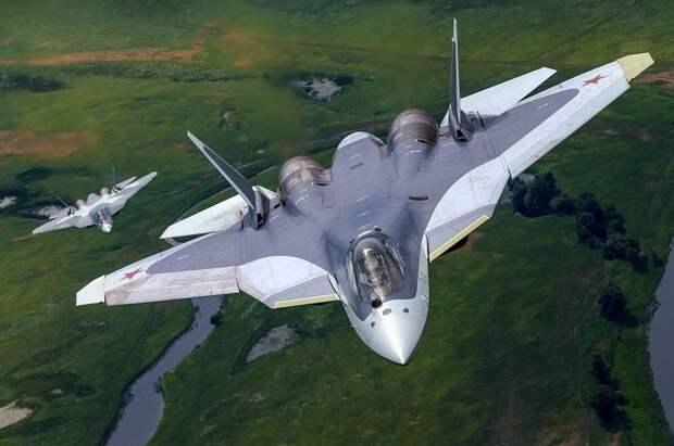 Российские истребители Су-57 покорили сердца японских интернет-пользователей