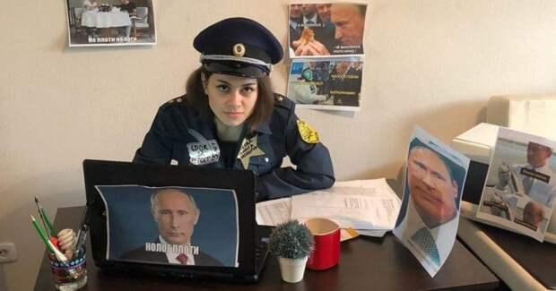 Порнозвезда Lolly Lips устроила опрос оРоссии без Путина инарвалась нагрубость