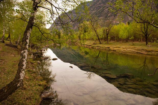 Чулышманская долина – возможно самое красивое место на Алтае! (2)
