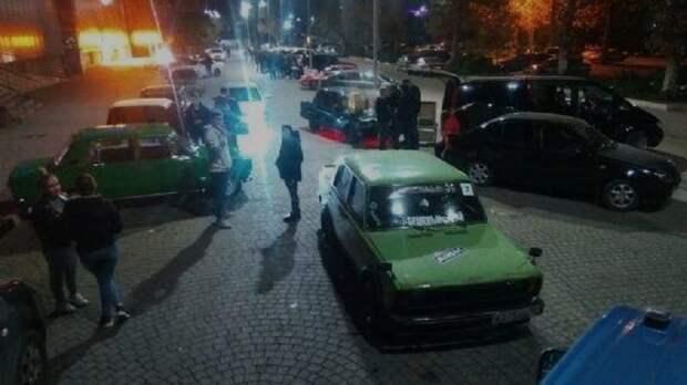 Севастопольские шумахеры у «Муссона» больше 7 лет терроризируют горожан