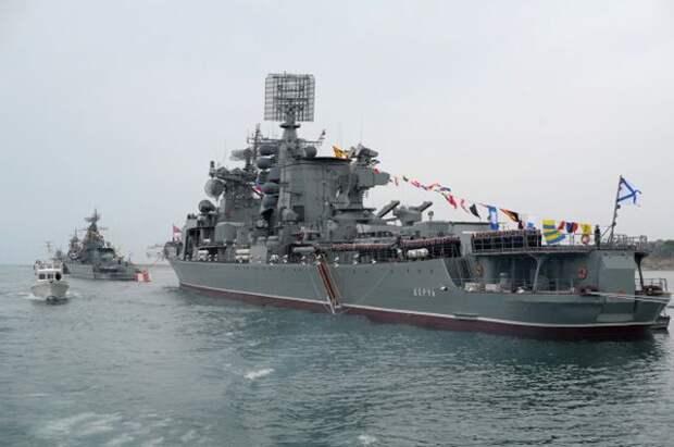 Корабли ЧФ увеличили время пребывания в море на фоне активности НАТО
