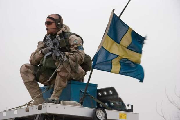 Швеция позабыла уроки русско-шведских войн и движется к неприятностям