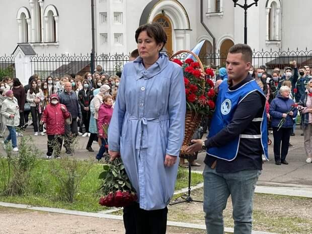 Светлана Разворотнева: Борьба с терроризмом - важнейшая государственная задача. Фото: Екатерина Бибикова