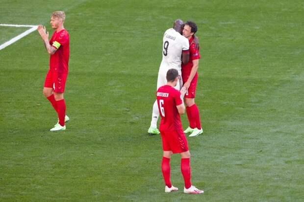 Бельгия добыла волевую победу над Данией