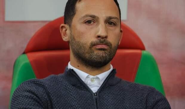 Тедеско может заменить Раньери напосту главного тренера «Сампдории»