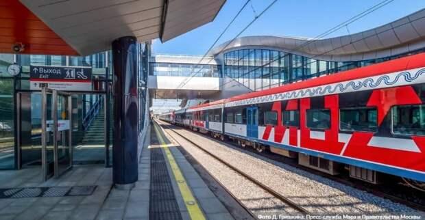 В некоторые дни мая расписание поездов Ленинградского направления изменится